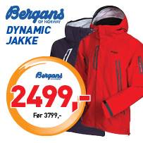 Bergans, Dynamic Jakke