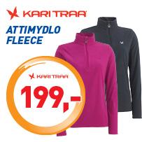 Kari Traa, Attimydlo Fleece