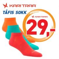 Kari Traa tåfis