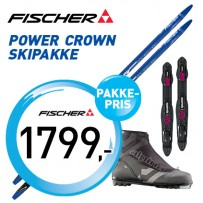 Fisher power crown