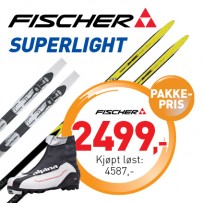 Fisher Superlight